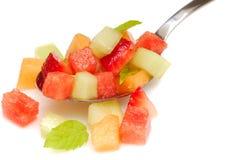 ny fruktsalsa Royaltyfria Bilder