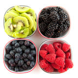 ny fruktsommar Arkivfoto