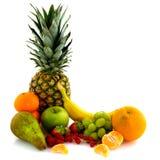 ny fruktsommar för ordning Arkivfoton