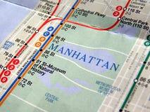 ny gångtunnel york för översikt Royaltyfri Fotografi