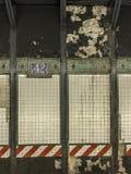 ny gångtunnel york för stad Arkivbilder