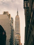 NY-gata arkivfoto