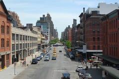 ny gata york för stad Arkivfoton
