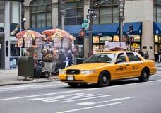 ny gatasäljare york Royaltyfri Bild