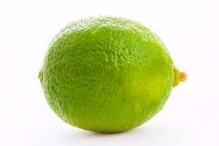 ny grön limefrukt Arkivbild
