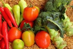 Ny grönsak Royaltyfria Bilder