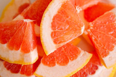Ny grapefrukt Royaltyfri Fotografi