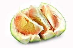 Ny grapefrukt Arkivfoto
