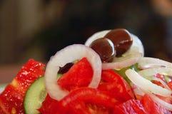 ny grekisk sallad royaltyfri foto