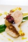 Ny grillad fisk Royaltyfria Bilder