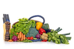 ny grönsak Arkivbilder
