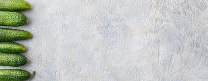 Ny gurkabakgrund Royaltyfri Bild