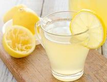 Ny hemlagad lemonade Royaltyfri Foto