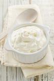 Yoghurt arkivfoto