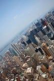 ny horisont york Royaltyfria Bilder