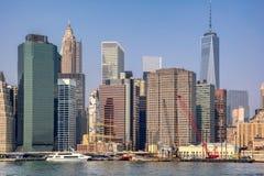 ny horisont york Arkivfoto