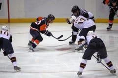 NY Islanders Vs. Atlanta Thrashers Stock Image