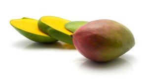 ny isolerad mango Royaltyfri Foto