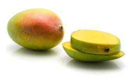 ny isolerad mango Fotografering för Bildbyråer