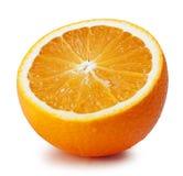 ny isolerad orange mogen white arkivbilder