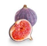 ny isolerad white för fig arkivbild