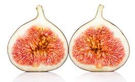 ny isolerad white för figs Royaltyfri Fotografi