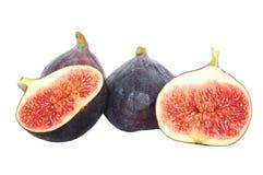 ny isolerad white för figs Arkivfoton