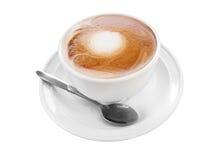 ny isolerad white för kaffekopp Royaltyfri Fotografi