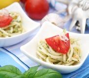 ny italiensk pasta Royaltyfri Bild