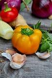 ny japansk salladgrönsak för mat Royaltyfria Foton