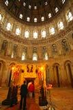 ny jerusalem kloster arkivfoton