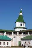 Ny Jerusalem kloster, Ryssland Arkivbild