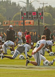Ny jets training camp Stock Image