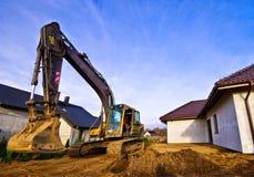 Ny jord för hemträdgård Arkivfoton