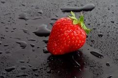 ny jordgubbe Royaltyfri Bild