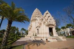 Ny Khmerpagoda. Royaltyfri Bild