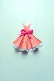 ny klänning arkivbild
