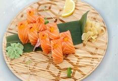 Ny kyld sushi Arkivfoton
