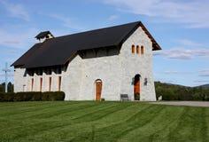 Ny kyrka Fotografering för Bildbyråer