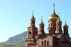 Ny kyrka Royaltyfri Fotografi