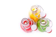 Ny lemonad i sommar Royaltyfri Fotografi