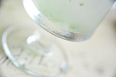 ny lemonademint Royaltyfri Bild