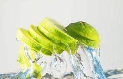 ny limefrukt royaltyfri bild