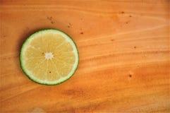 ny limefrukt arkivbild