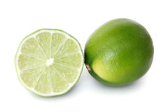ny limefrukt arkivfoto
