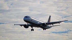 Ny livré för Air Canada flygbuss A321-200 Arkivfoto