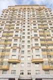 Ny lyxig Residental byggnad royaltyfria foton