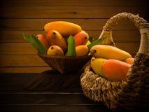 ny mango Royaltyfri Bild