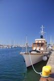 ny marina Royaltyfri Bild