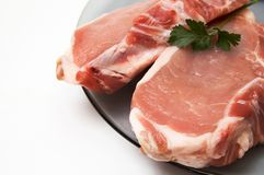 ny meat Arkivbilder